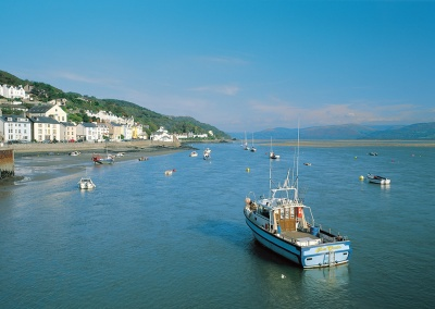 Aberdyfi © Crown copyright (2014) Visit Wales