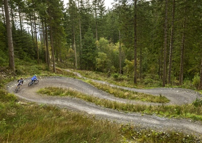 Mountain Biking at Coed y Brenin © Crown copyright (2014) Visit Wales