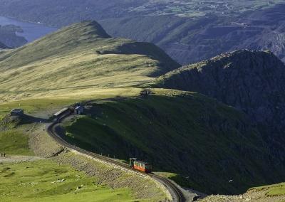 Snowdon Mountain Railway © Crown copyright (2014) Visit Wales