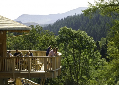 Coed y Brenin Mountain Biking Centre © Crown copyright (2014) Visit Wales