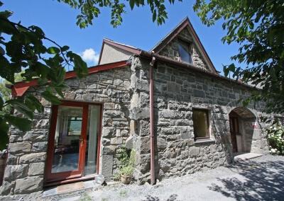 Small Barn front door
