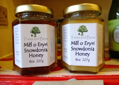 Snowdonia honey