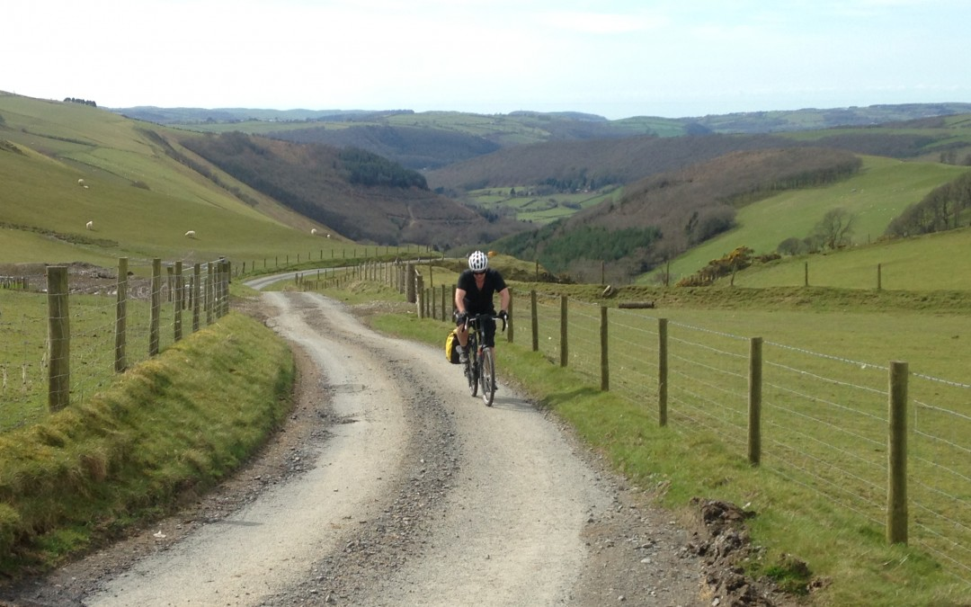 Cycling the Lost Lanes of Wales
