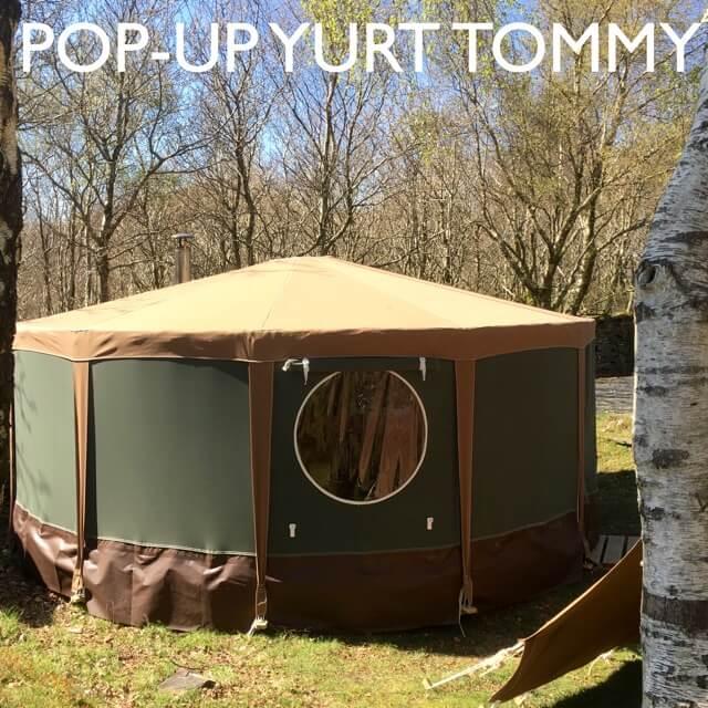 Yurts and Glamping | Snowdonia, North Wales