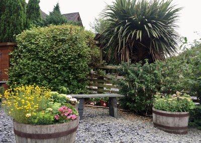 Little Haven garden