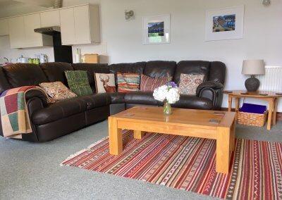 Pine Cottage lounge