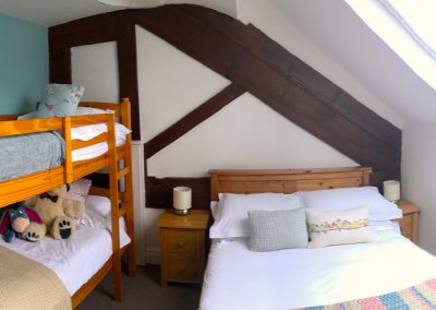 Pine Cottage Bunks