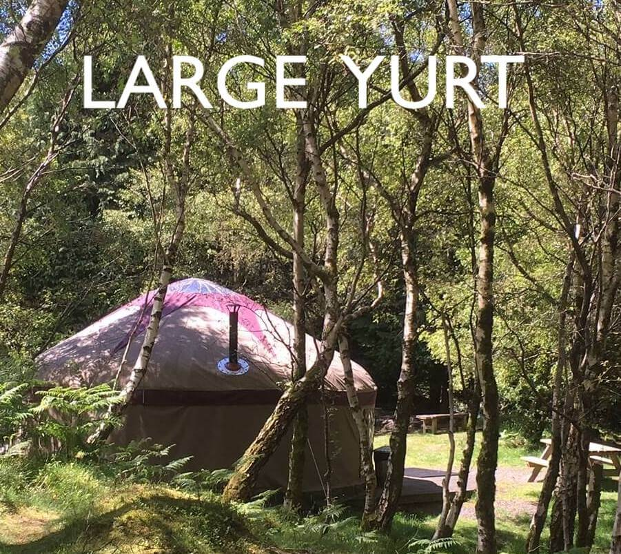 FAMILY GLAMPING WALES