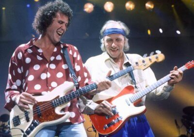 Misuse of Dire Straits lyrics does not in any way constitute endorsement of their music.