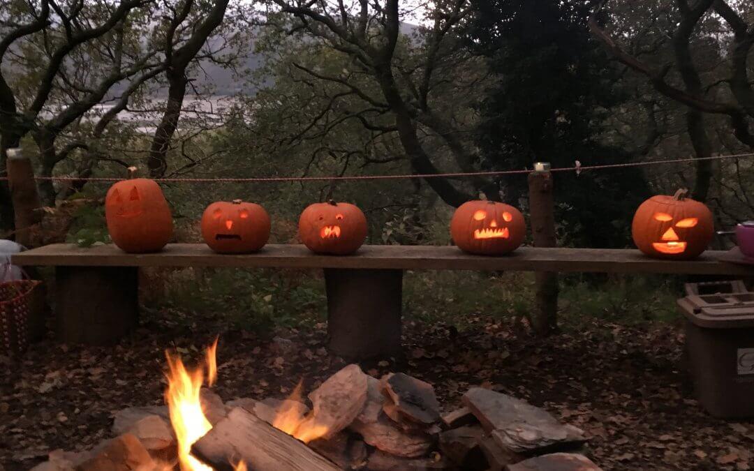"""""""Spook Wen"""" Halloween rave up"""