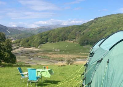Mawddach View pitch
