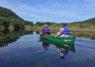 Kayaking with Snowdonia Adventure Activities