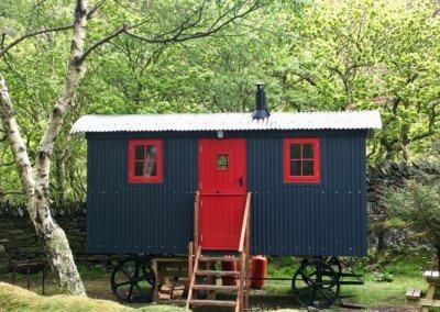 Jones the Shepherds' Hut