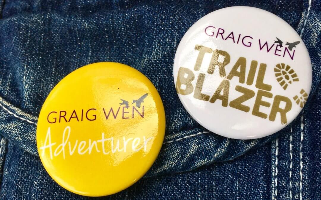 Badges for Adventurers