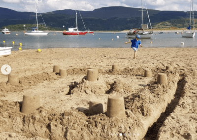 Photo: calder_hag: sandcastles