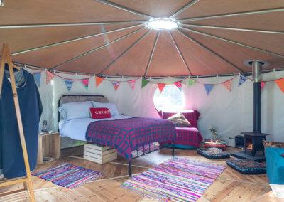 Idris Yurt