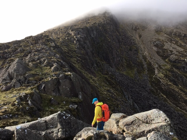 You can do it! Building confidence to explore the mountains
