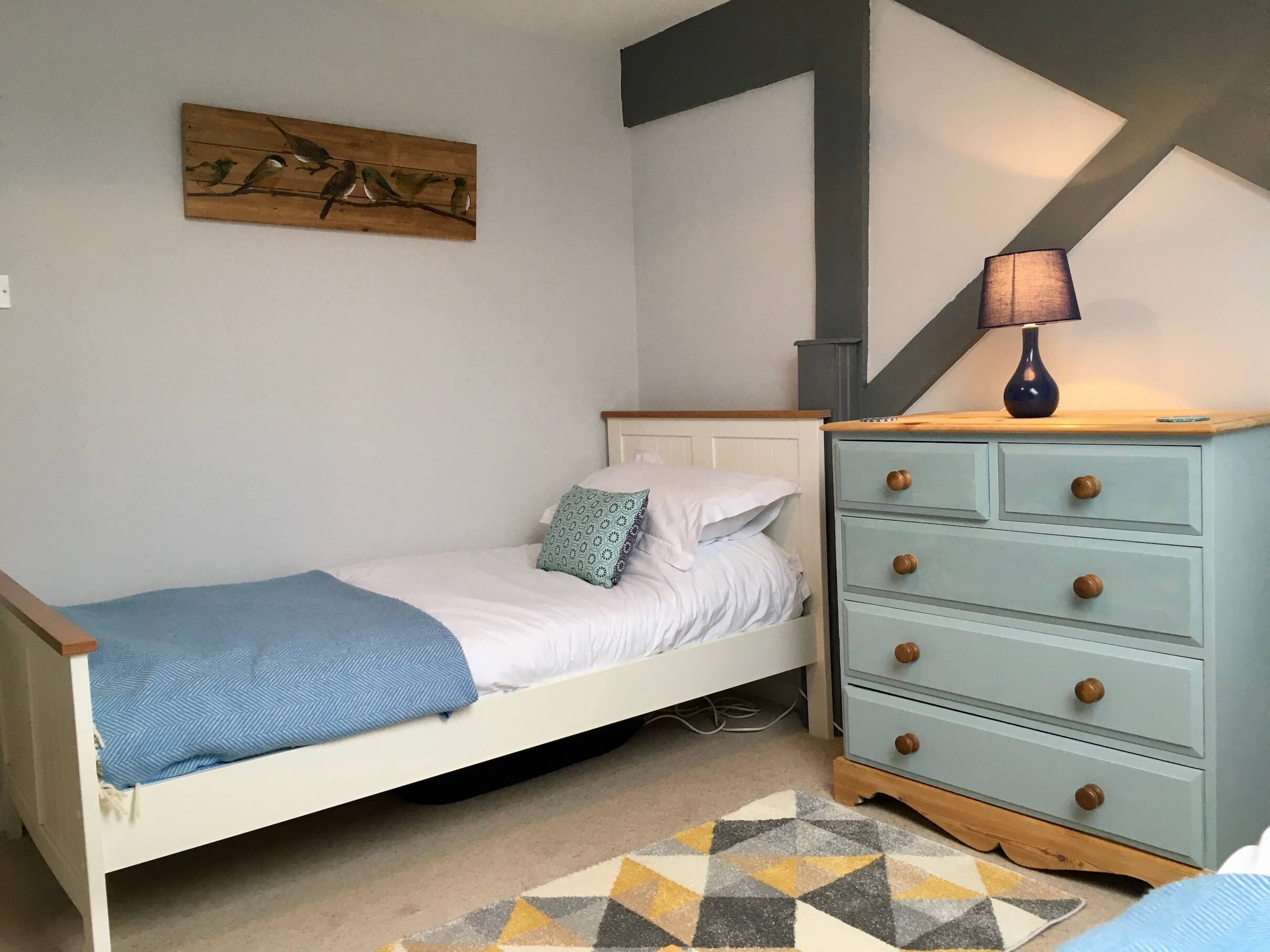 Little Haven twin bedroom