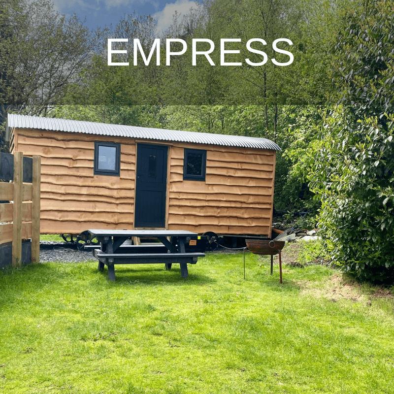 Empress quarry wagon