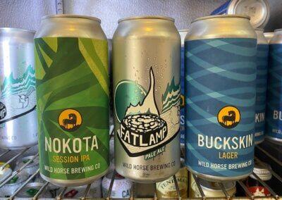Wild Horse Beers