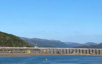 Barmouth Bridge Temporary Closure – alternative routes